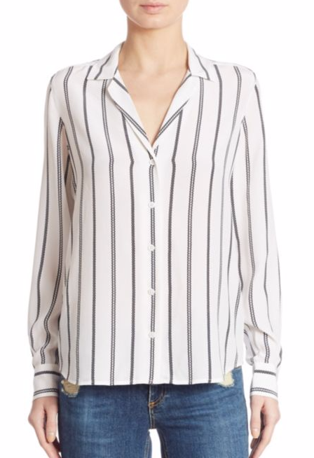 Equipment shirt—striped shirts