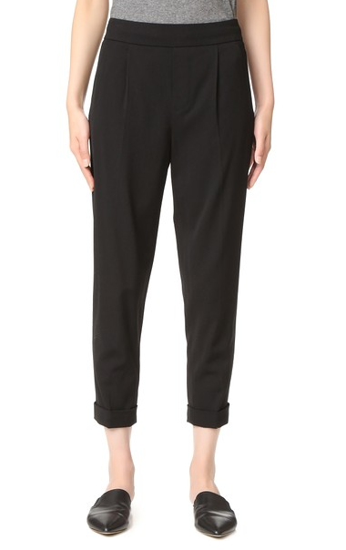 Vince trousers-slouchy trousers