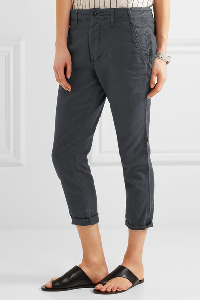 The Great trousers-slouchy trousers