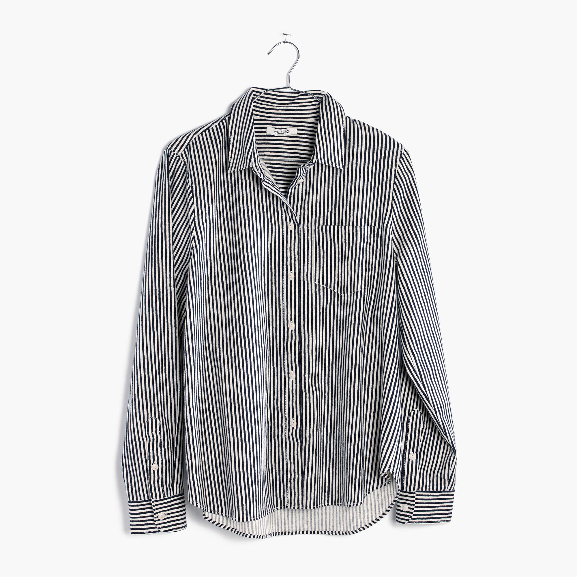 Madewell shirt—striped shirts