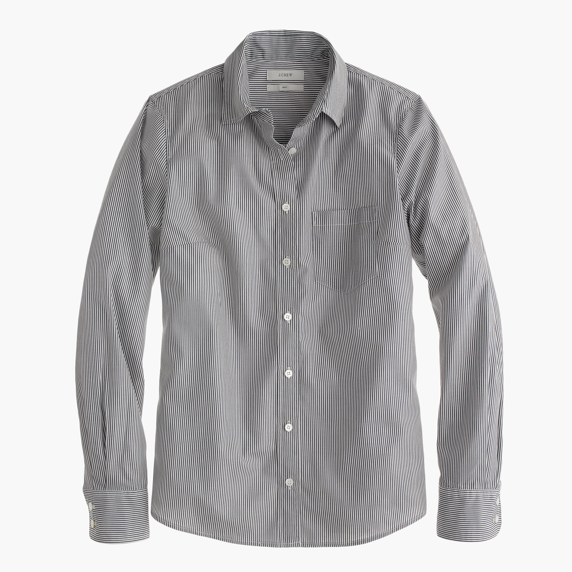 J Crew Shirt—striped shirts