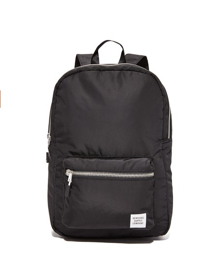 Herschel backpack—shall we take a moment to consider backpacks?