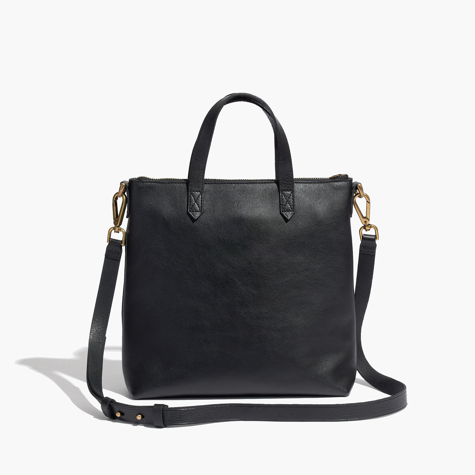 Madewell crossbody tote—15 wardrobe classics for $150 and under