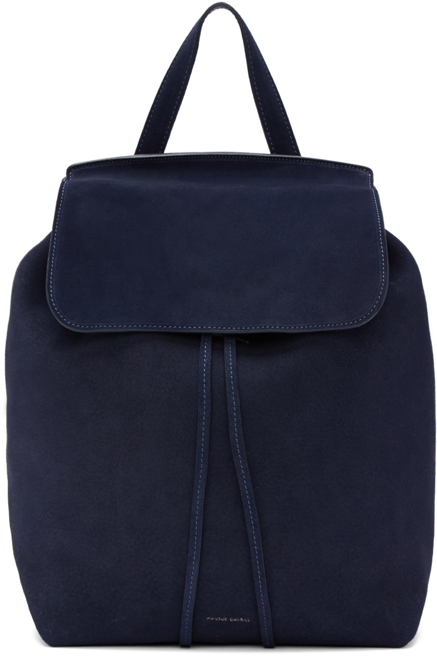 Mansur Gavriel backpack—shall we take a moment to consider backpacks?