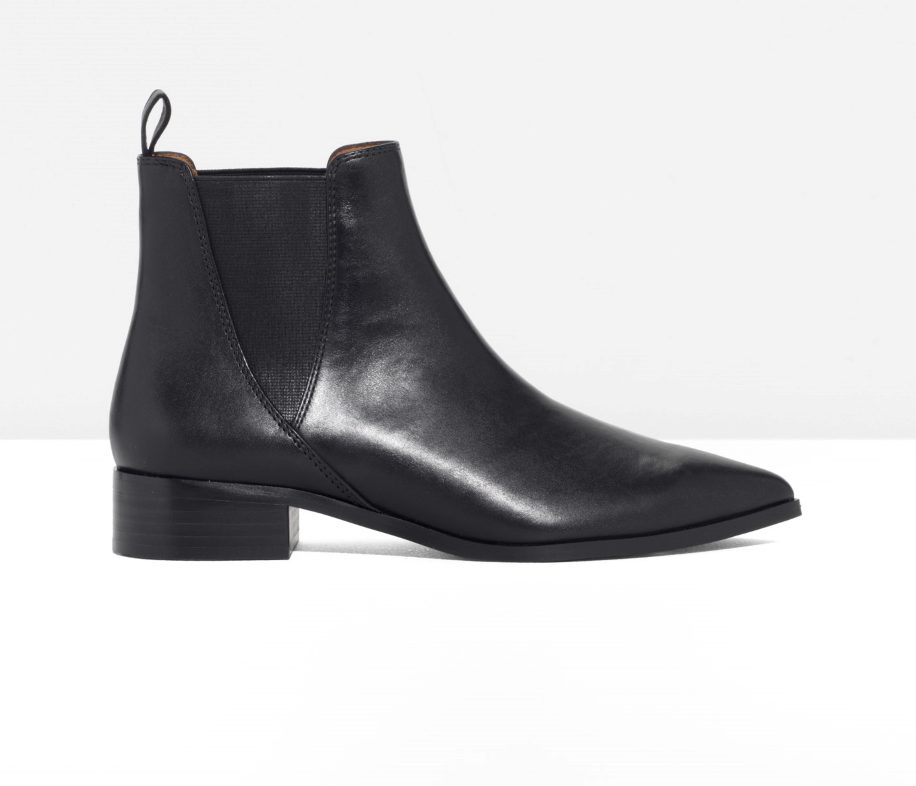 & Other stories chelsea boot—15 wardrobe classics for $150 and under