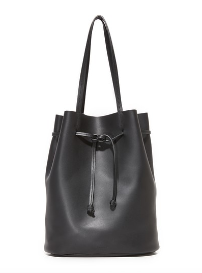 Steven Alan drawstring bag—in search of the perfect travel bag