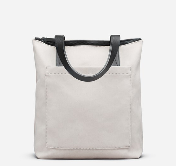Everlane tote—In search of the perfect travel bag
