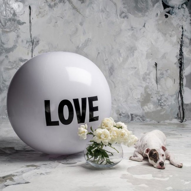 Big love ball—gifts from museum shops