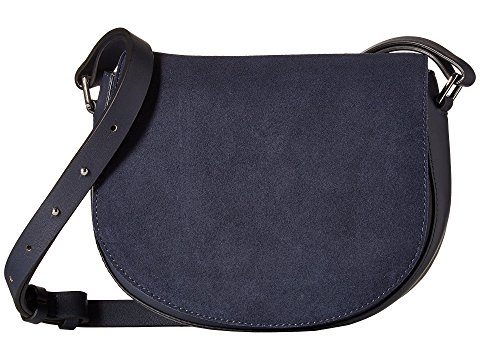 french connection saddle bag