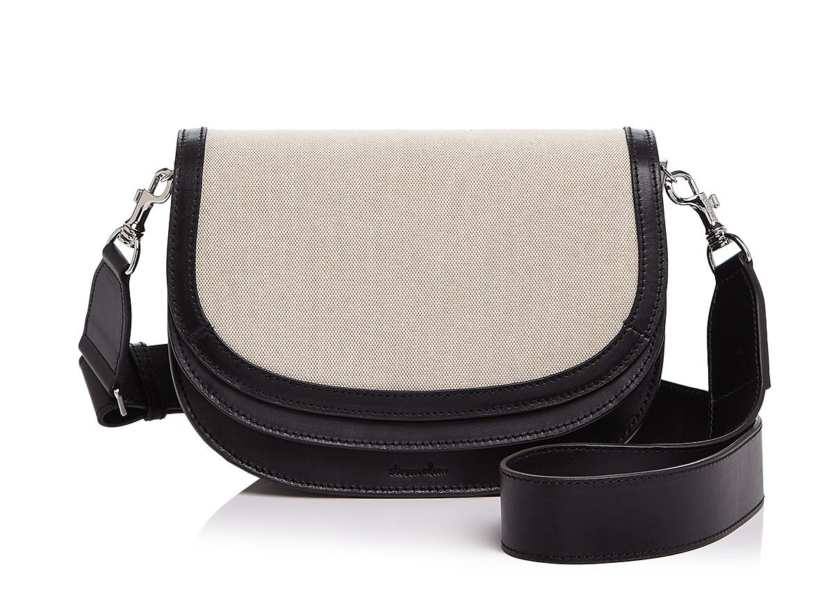 steven alan saddle bag